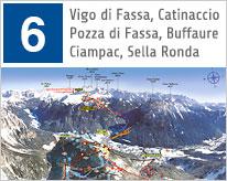Fassa Valley Maps