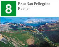 Summer Val di Fassa maps